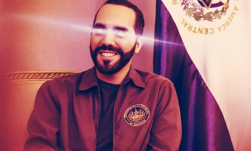 El Salvador President Buys the Dip, Provides 420 Bitcoin to Treasury